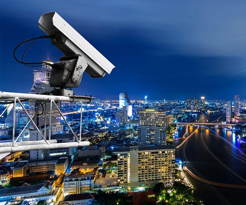 security companies bracknell - site cctv supervision