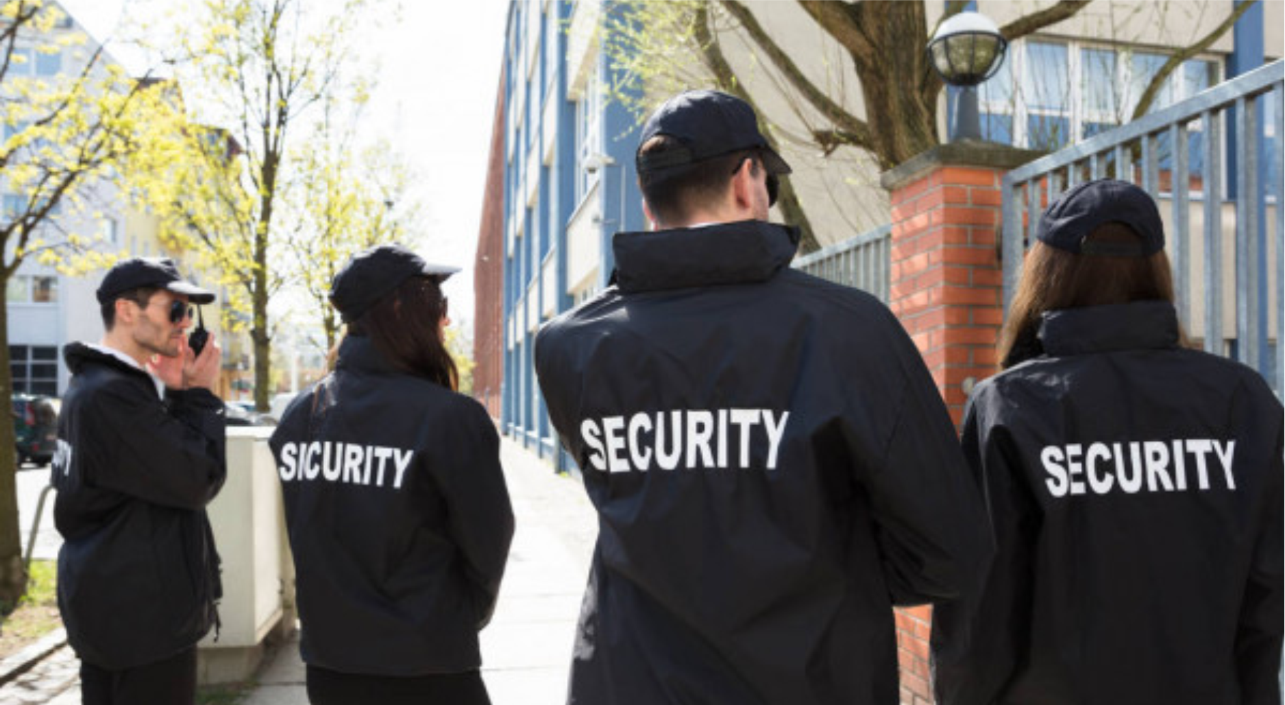 Stamford Security - Benefits of hiring a professional security company